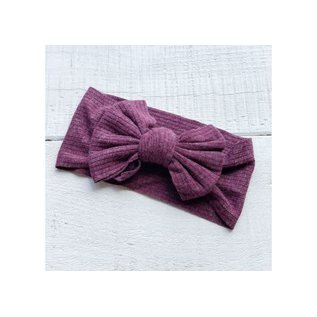 MB Headband (Sunflower Purple)