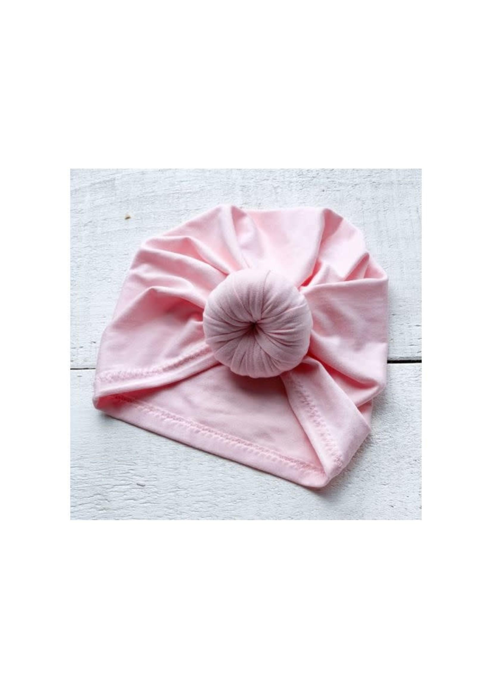 MB Premium Turban (Soft Pink)