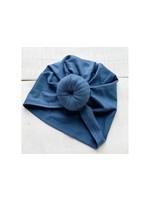 mini bretzel Mini Bretzel Premium Turban (Dk Ocean)