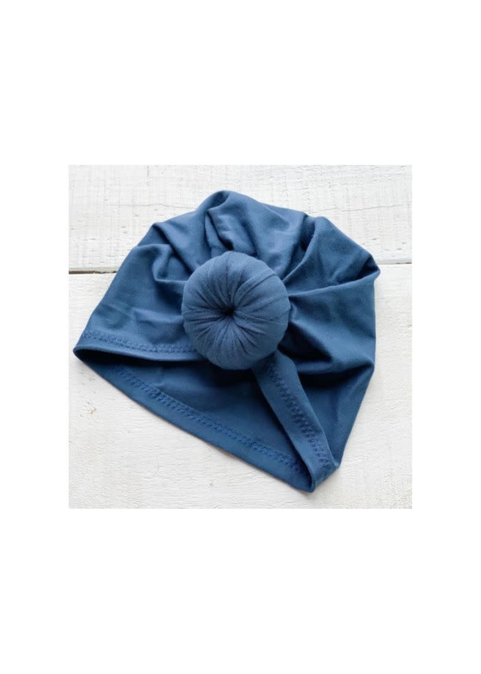 MB Premium Turban (Dk Ocean)