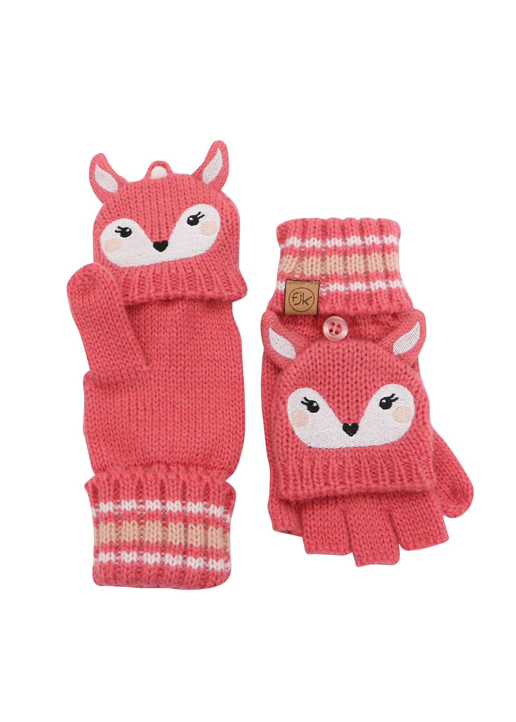 FJ Knit Gloves (Deer)