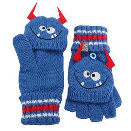 Flapjack Kids Knit Gloves (Monster)