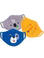 Zoocchini Zoocchini Face Mask (Dog 3pk)