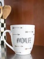 pearhead Pearhead Mug (Mom Life)