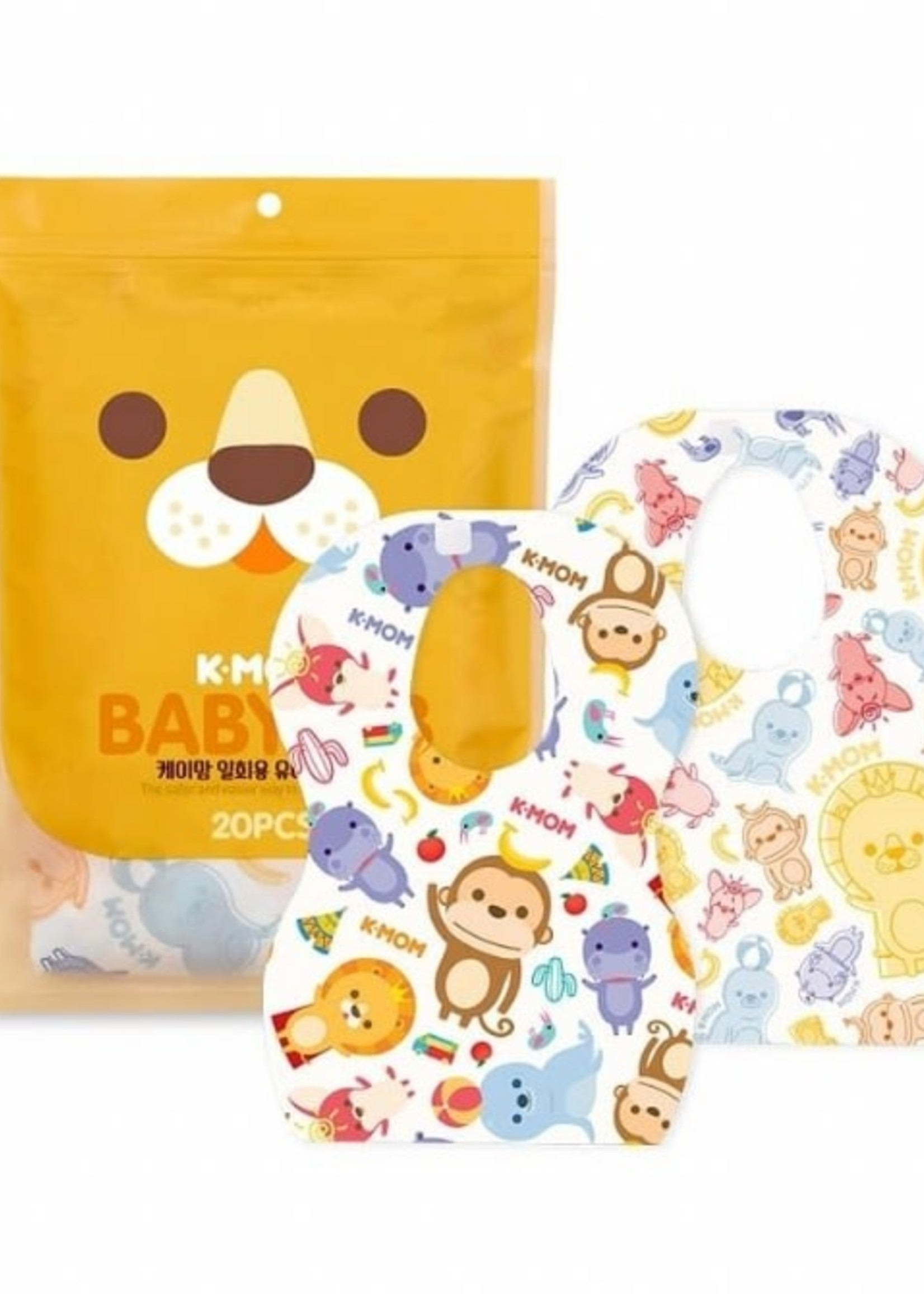 K-Mom K-Mom Disposable Bib