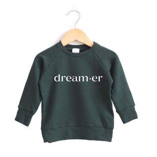 posh&cozy P&C Dreamer Crewneck (Pine)