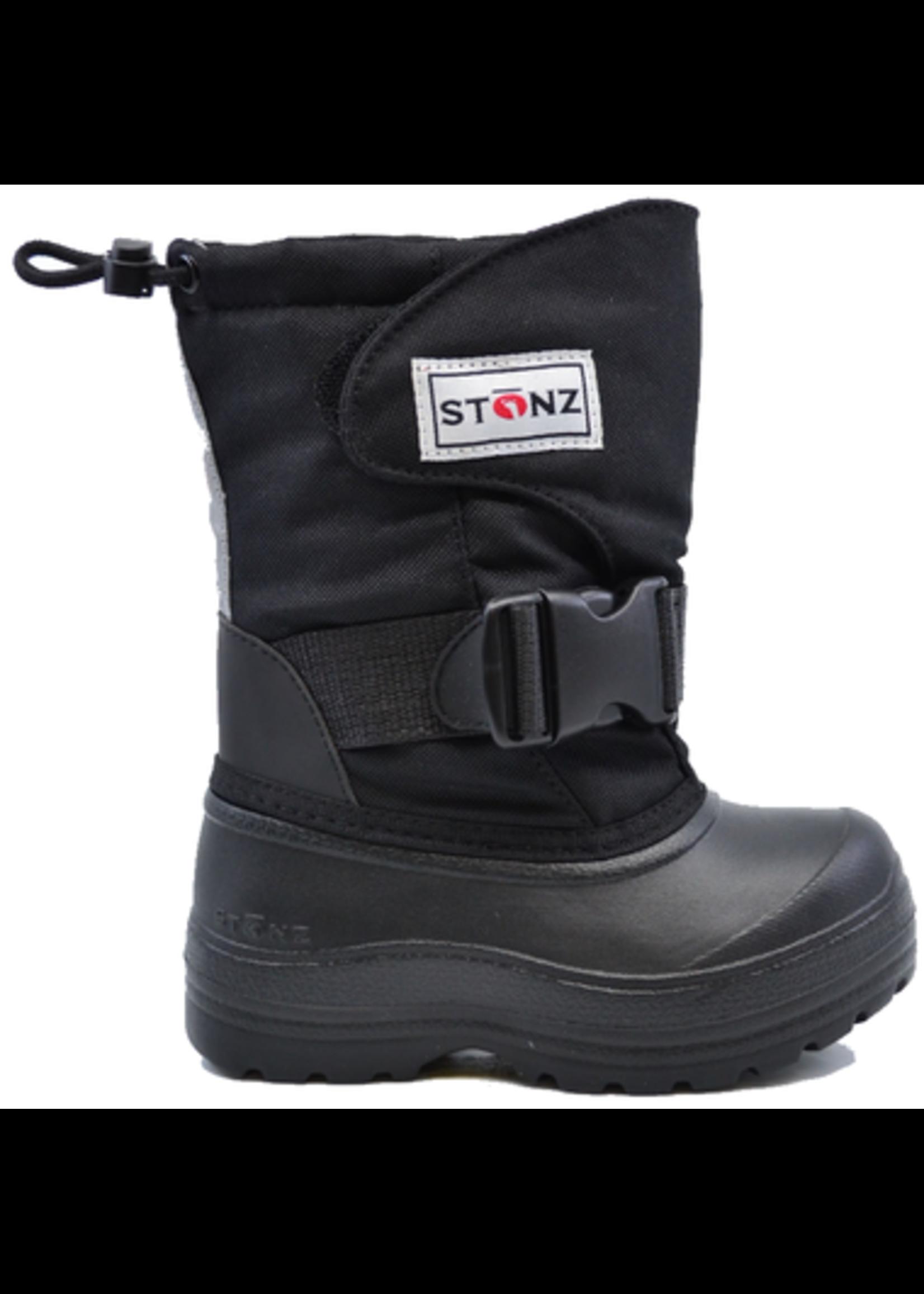 Stonz Trek (Solid Black)