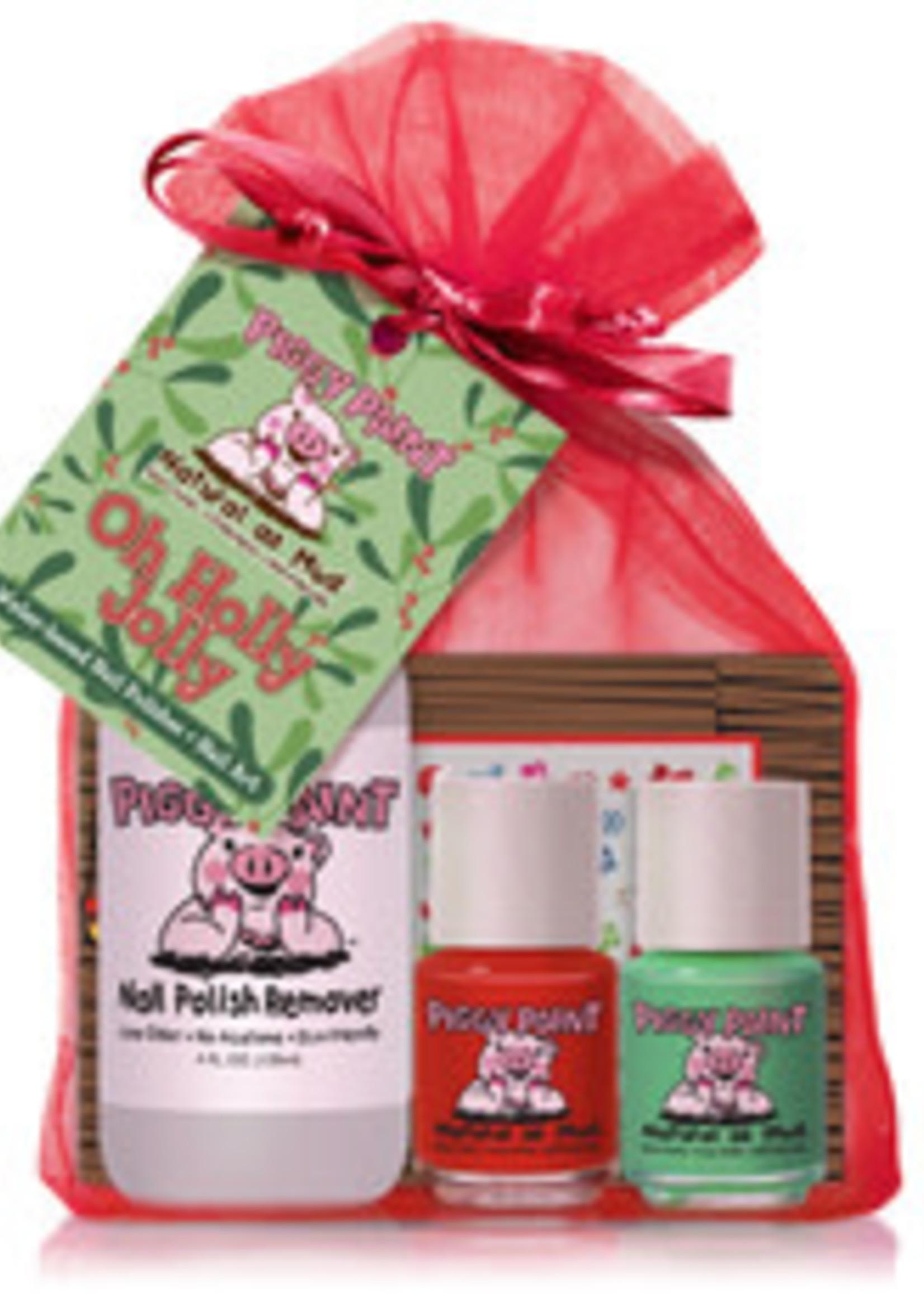 Piggy Paint Piggy Paint (Holly Jolly Set)
