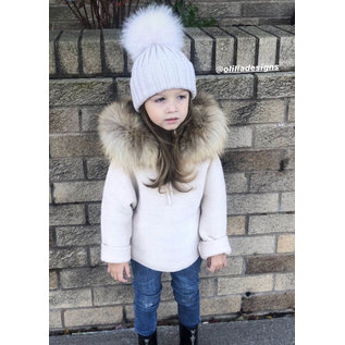 Olilia Single Pom Hat