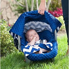 Carseat Canopy (Assorted)