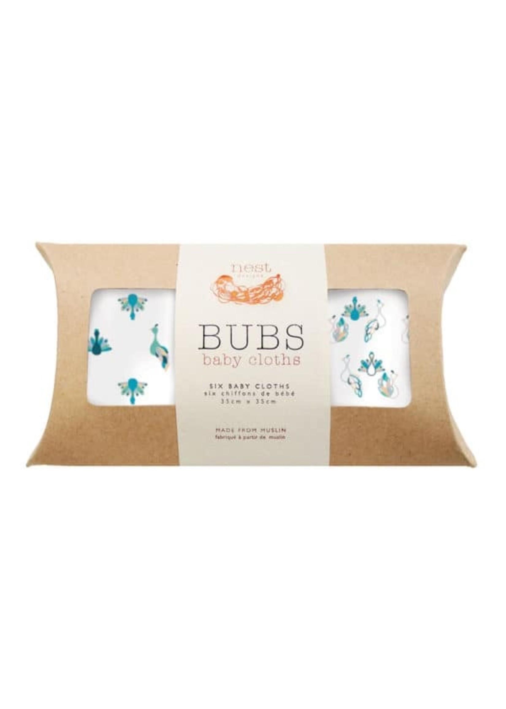 Nest Design ND Bubs Washcloths