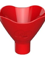 Sili company Sili Squeeze Funnel (Red)