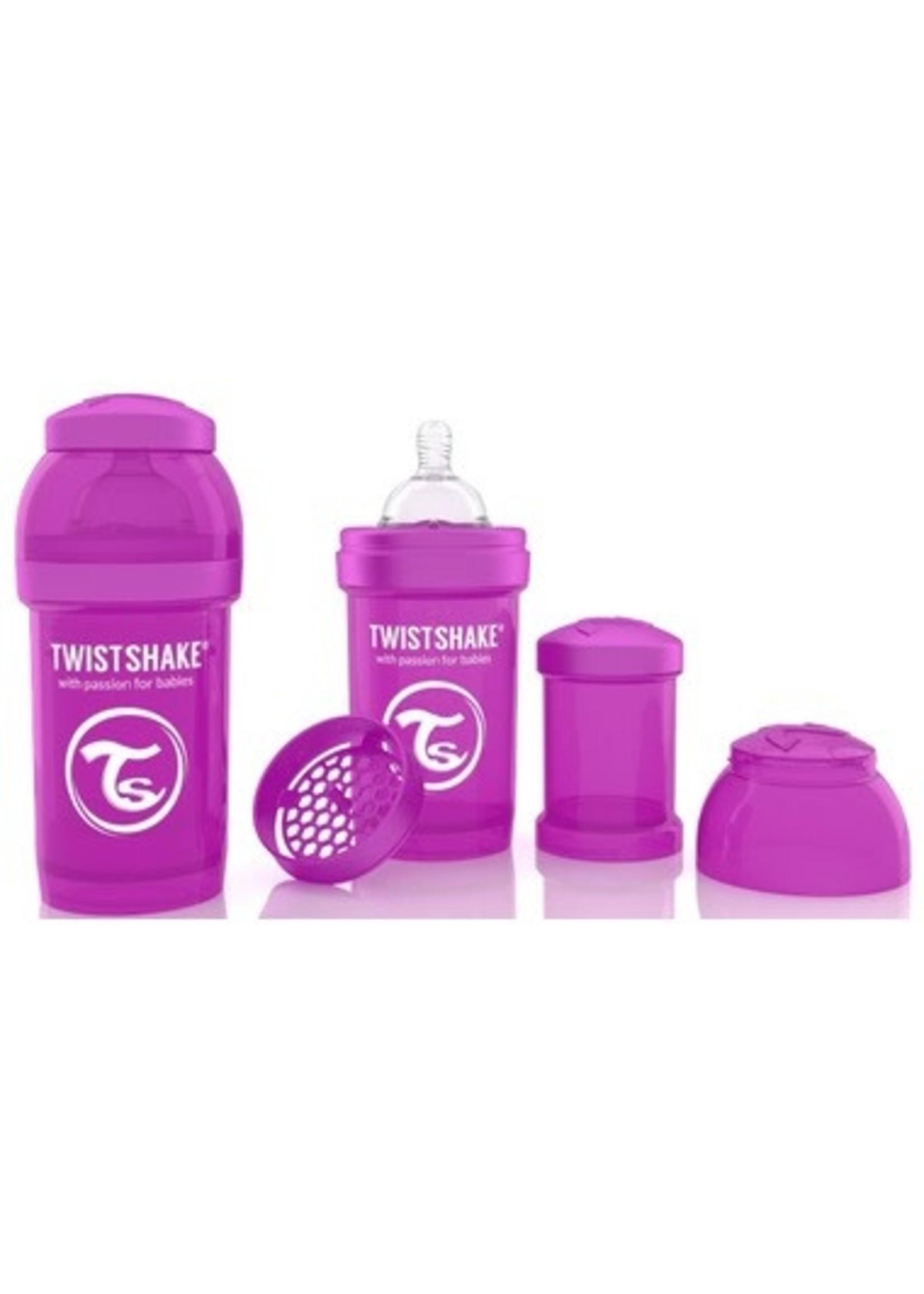 Twistshake Twistshake Bottle 180ml (Assorted)