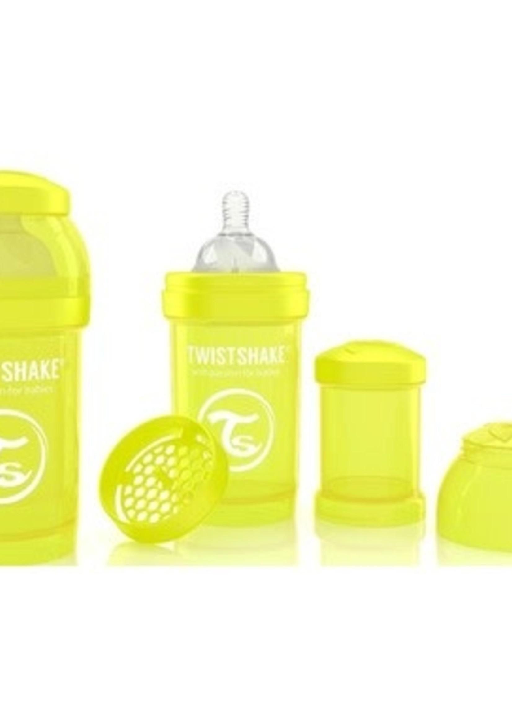 Twistshake Twistshake Bottle 260ml (Assorted)