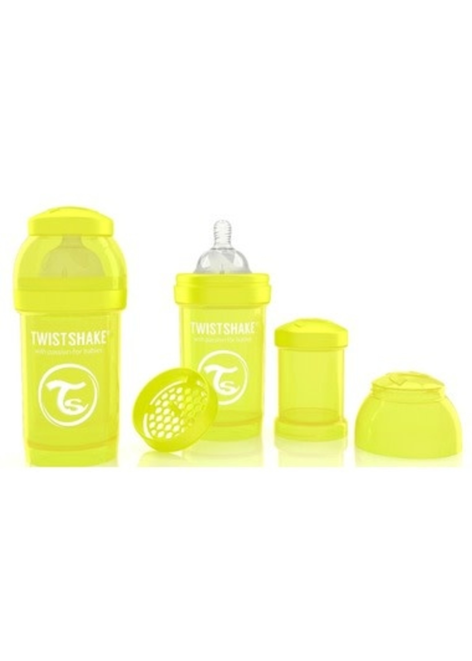 Twistshake Twistshake Bottle 260ml (Assorted)