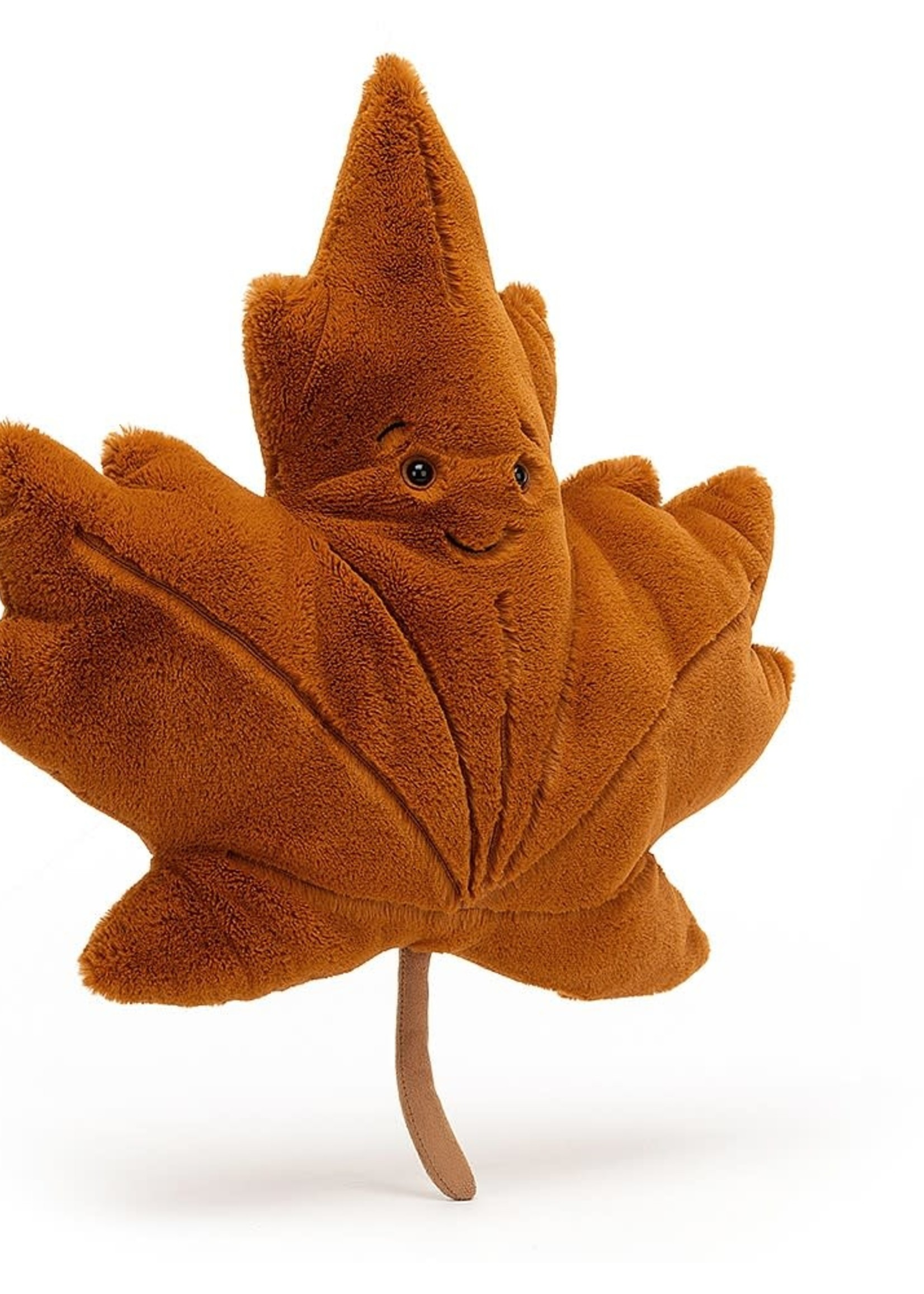 Jellycat JC Woodland Maple Leaf