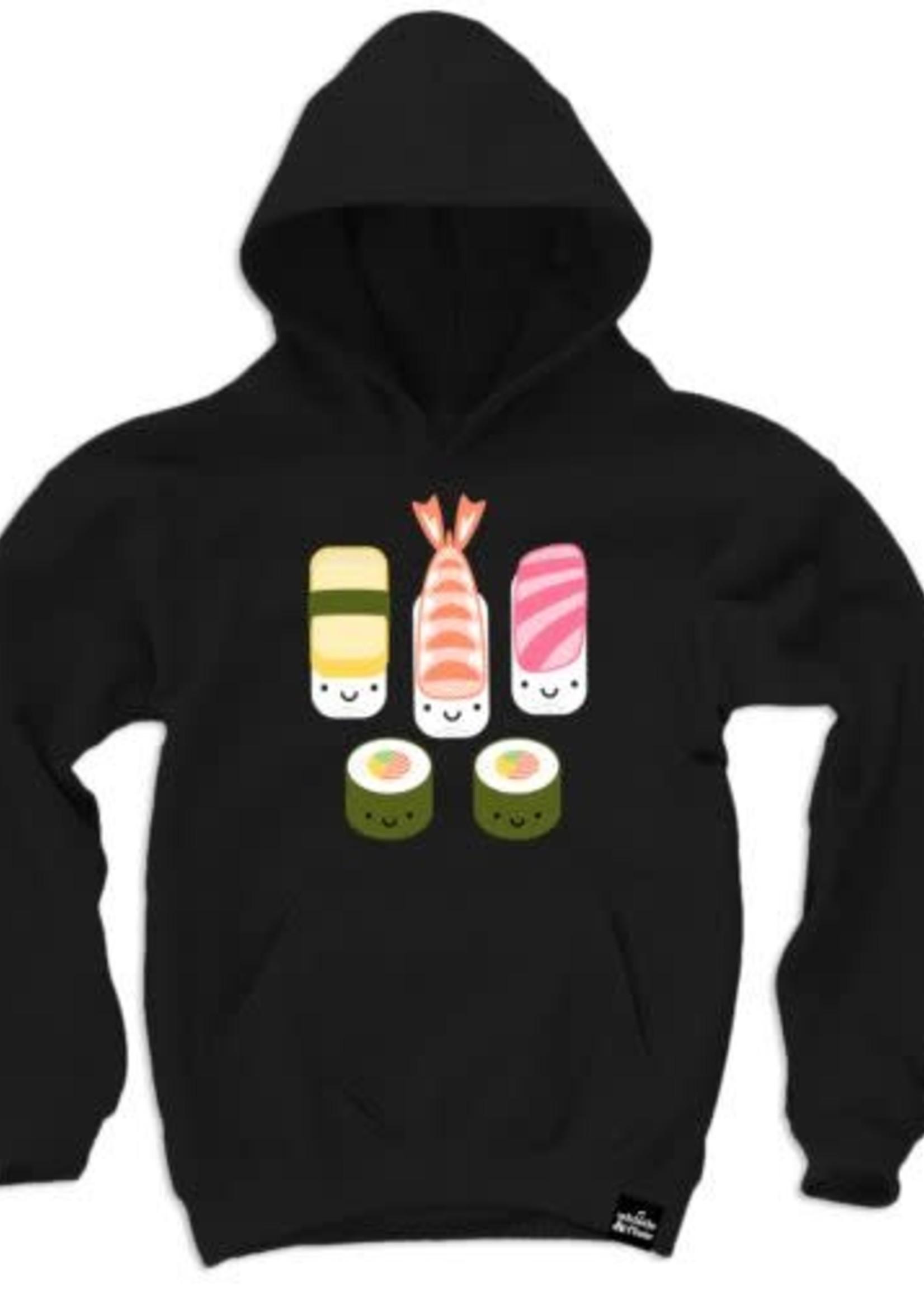 Whistle & Flute WF Sushi Hooded Sweater