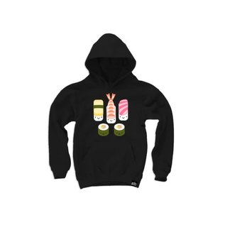 Whistle & Flute WF Sushi Hooded Sweater