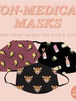 Whistle & Flute Whistle & Flute Face Mask (3pk -2nd Series)