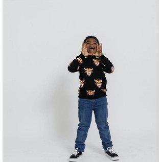 Whistle & Flute WF Tiger Sweater