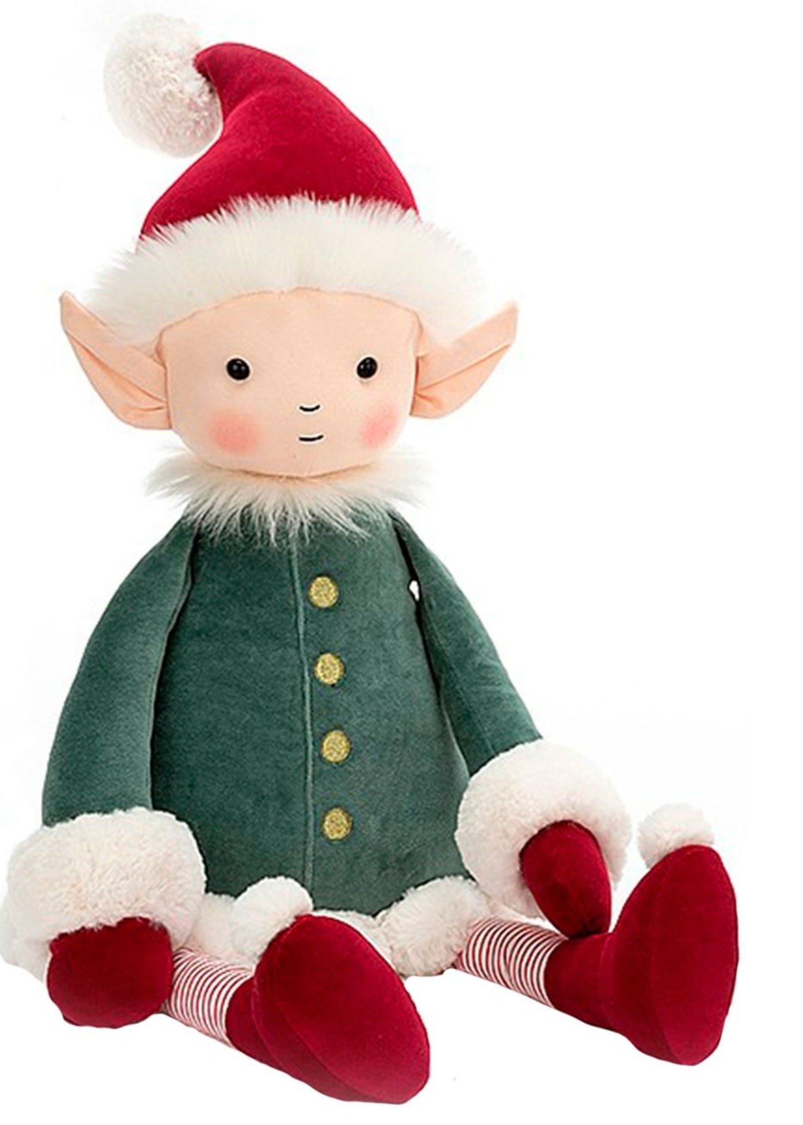 Jellycat JC Large Leffy Elf