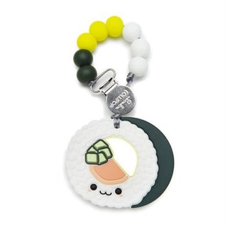 Loulou Lollipop LLP Teether (Sushi Roll)