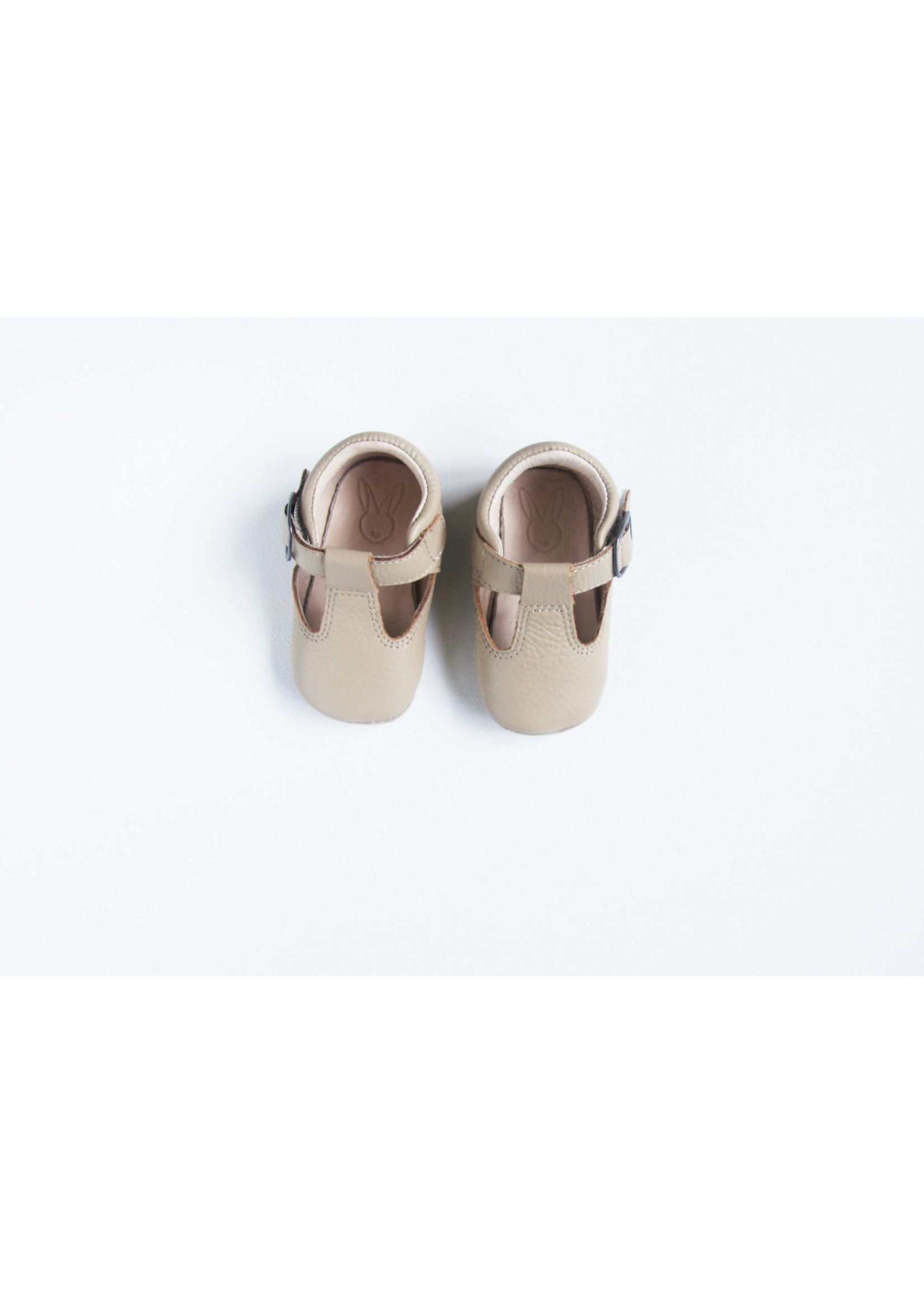 Aston Baby AB Shaughnessy Shoe (Sand)