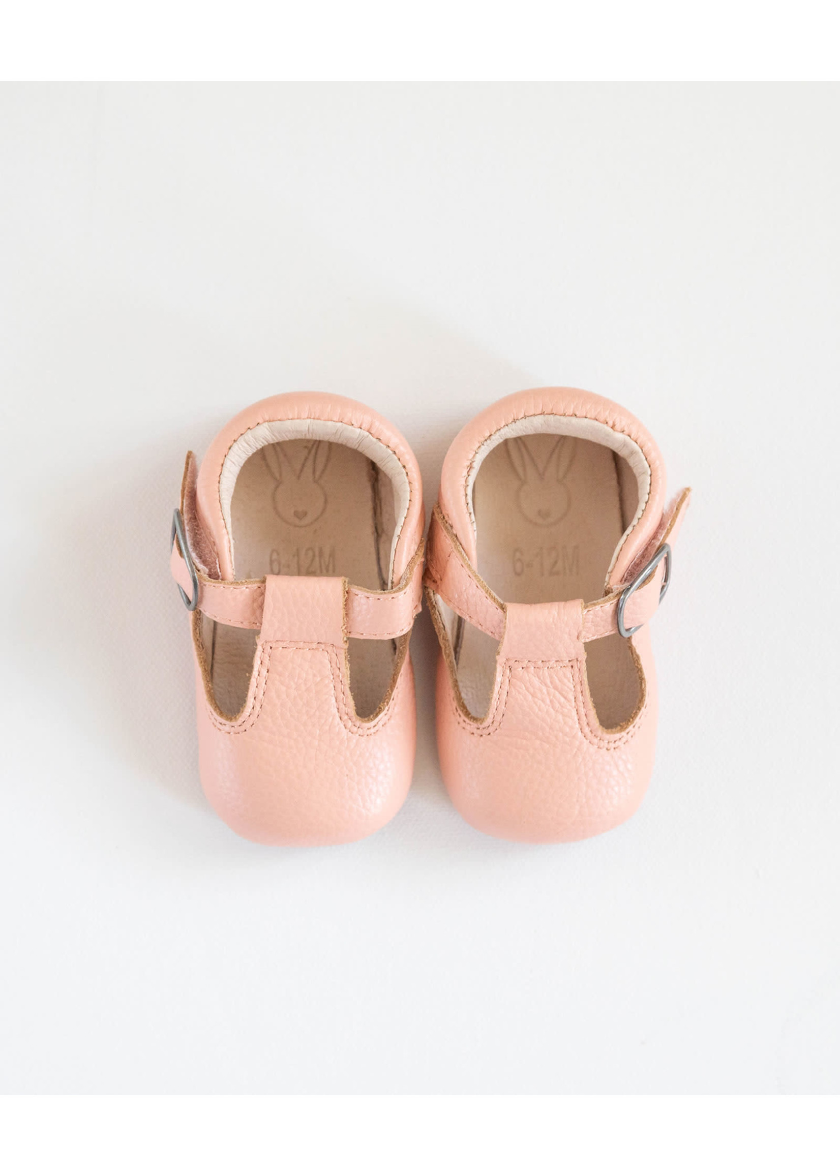 Aston Baby AB Shaughnessy Shoe (Pink)
