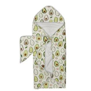 Loulou Lollipop LLP Hooded Towel Set (Avocado)