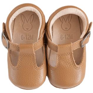 Aston Baby AB Shaughnessy Shoe (Tan)