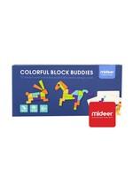 Mideer Colourful Block Buddies