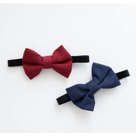 Lox Lion Lox Lion Bow Tie (Navy/Red)