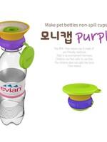 Monee Monee Universal Drinking Cap (Purple)