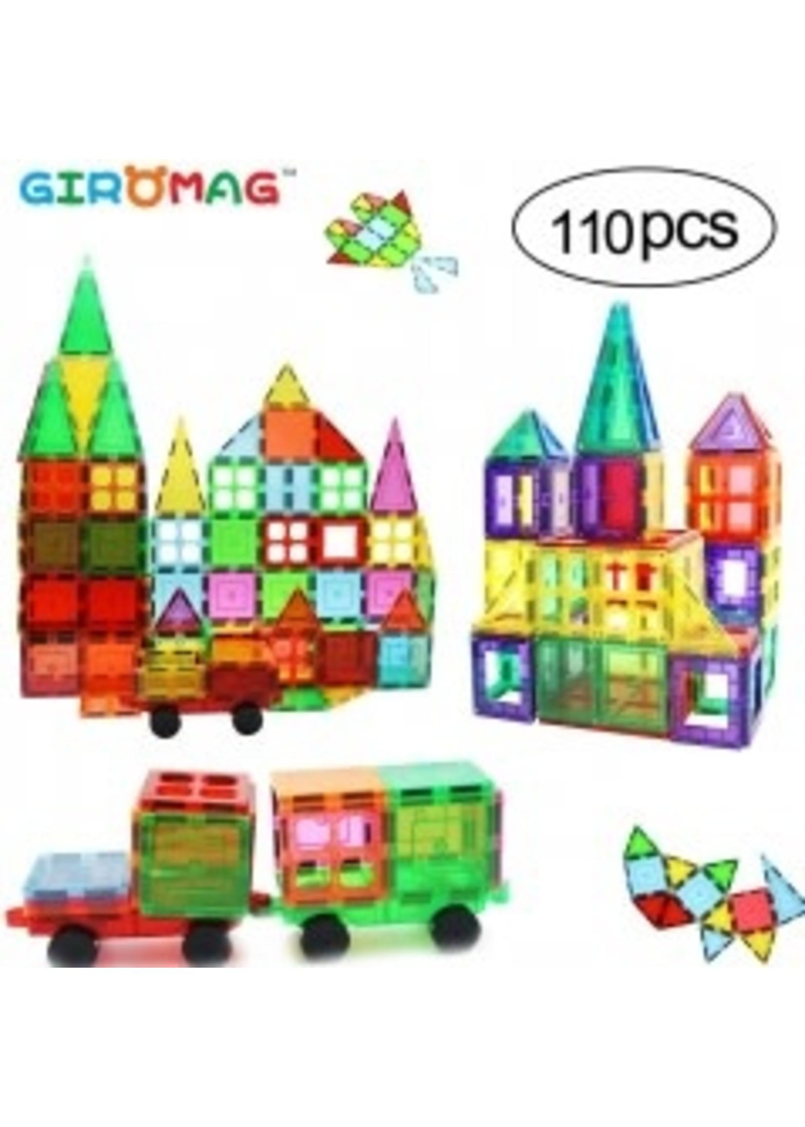 Giromag Giromag Magnetic Blocks (110pc)