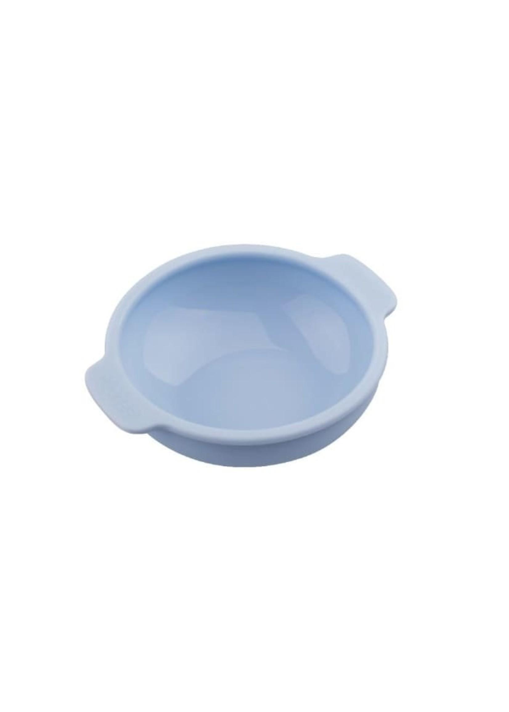 Monee Monee Silicone Bowl 330ml (Blue)