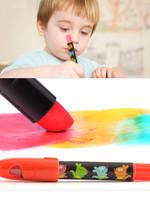 jar melo Jar Melo Silky Washable Crayons  - 6 Colors
