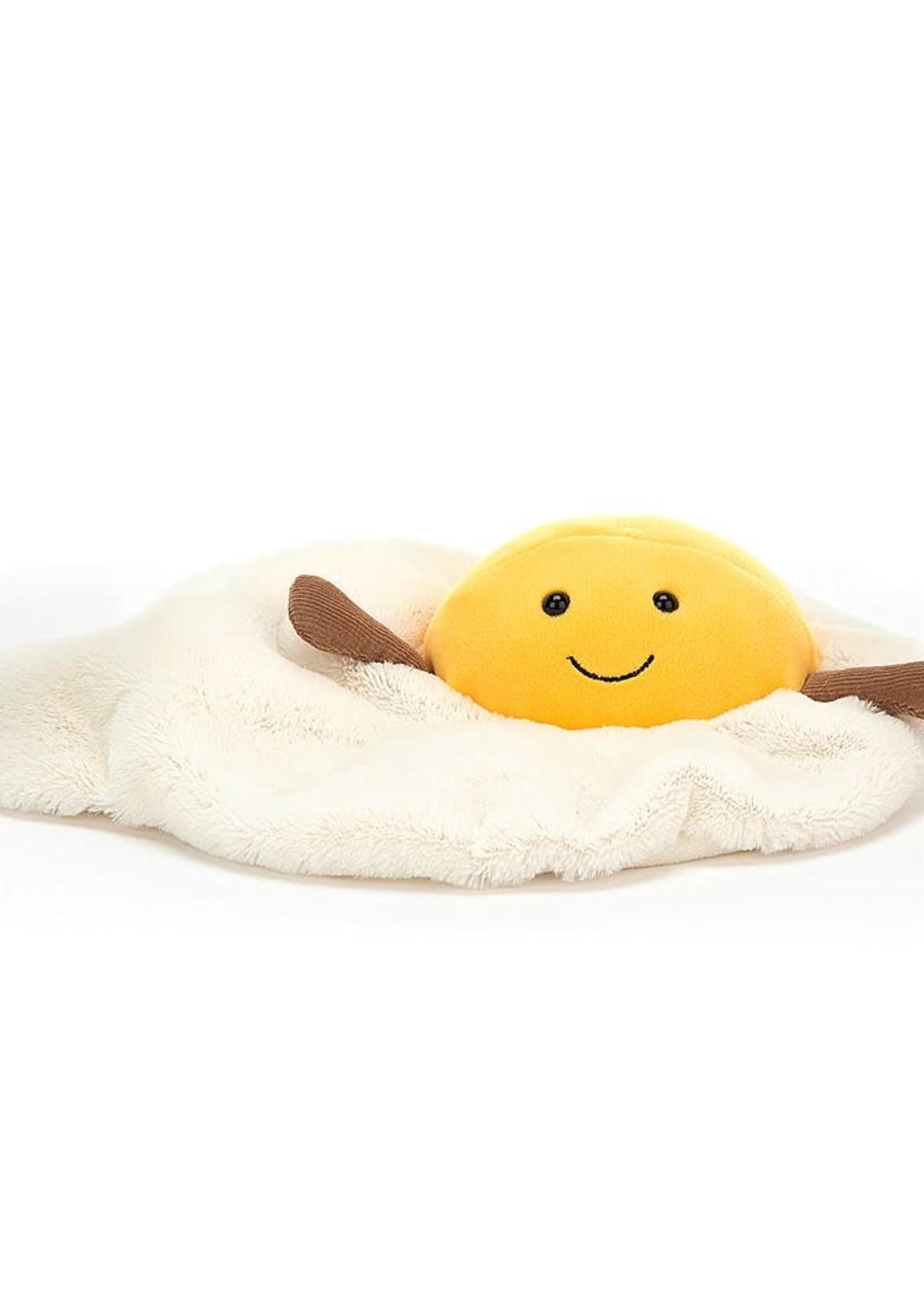 Jellycat JC Amuseable Fried Egg