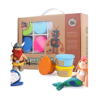 Jar Melo 24pk dough set