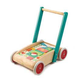 Tender Leaf Toy Tender Leaf Toys Baby Block Walker