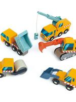 Tender Leaf Toy Tender Leaf Toys Construction Site