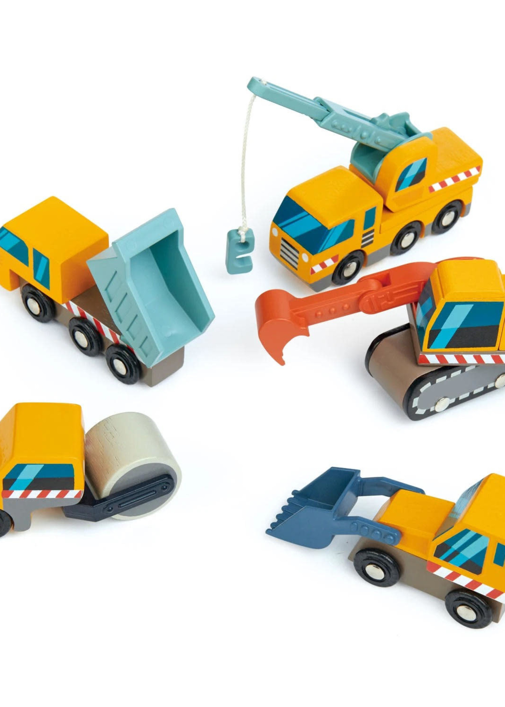 Tender Leaf Toy TLT Construction Site
