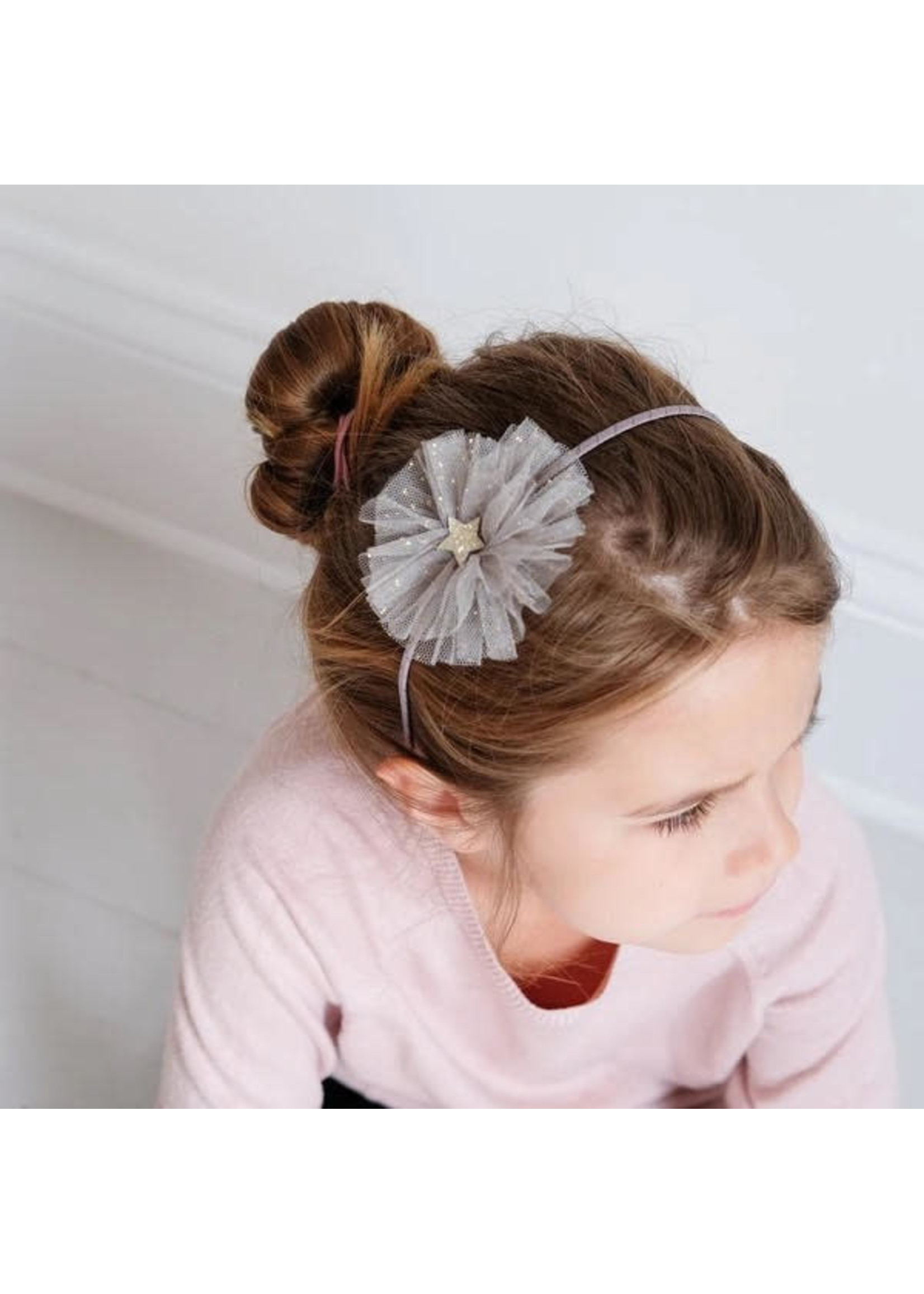mimi&lula ML Ballet Star Alice Headband (Grey)