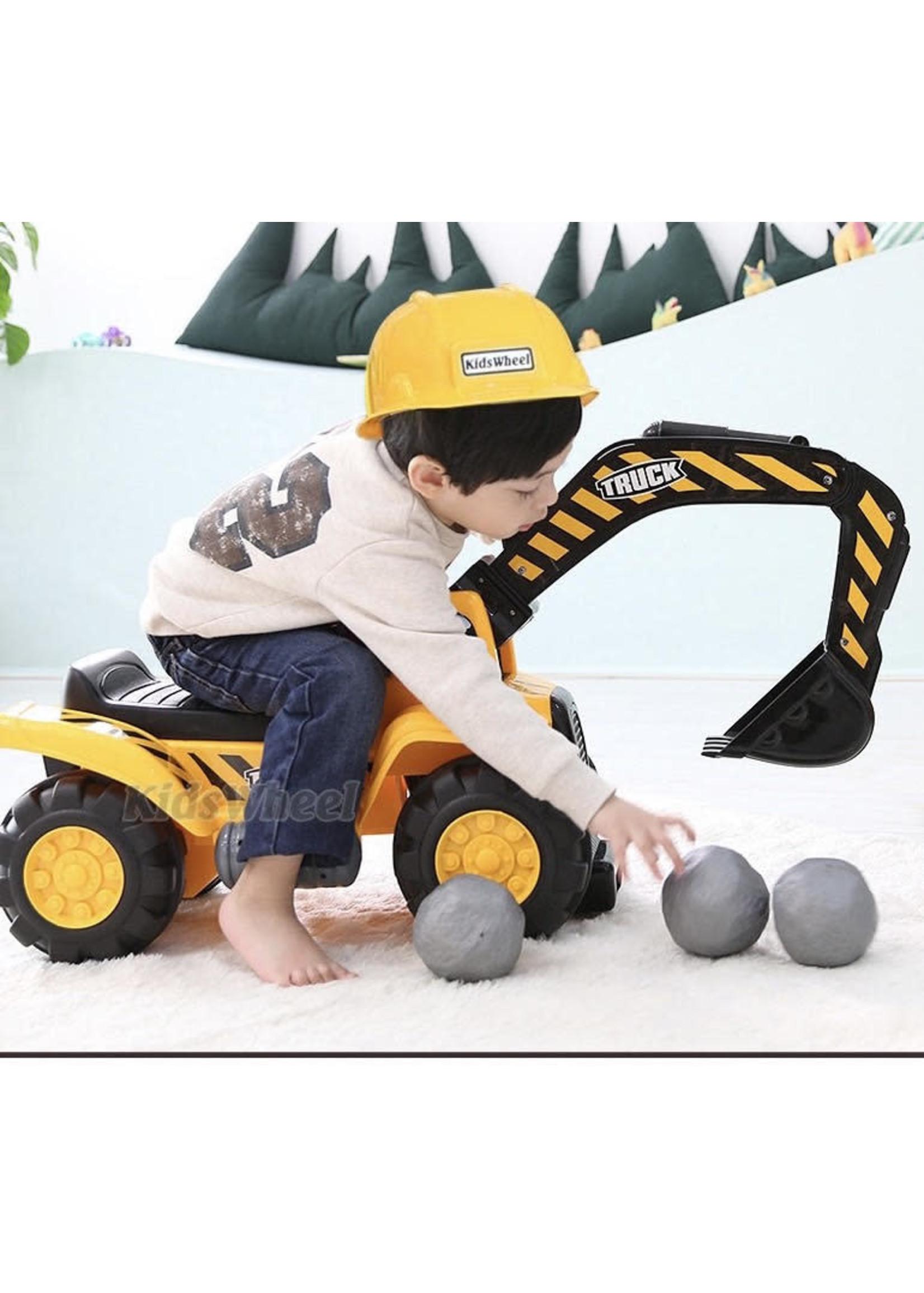 Kids Wheel Digger
