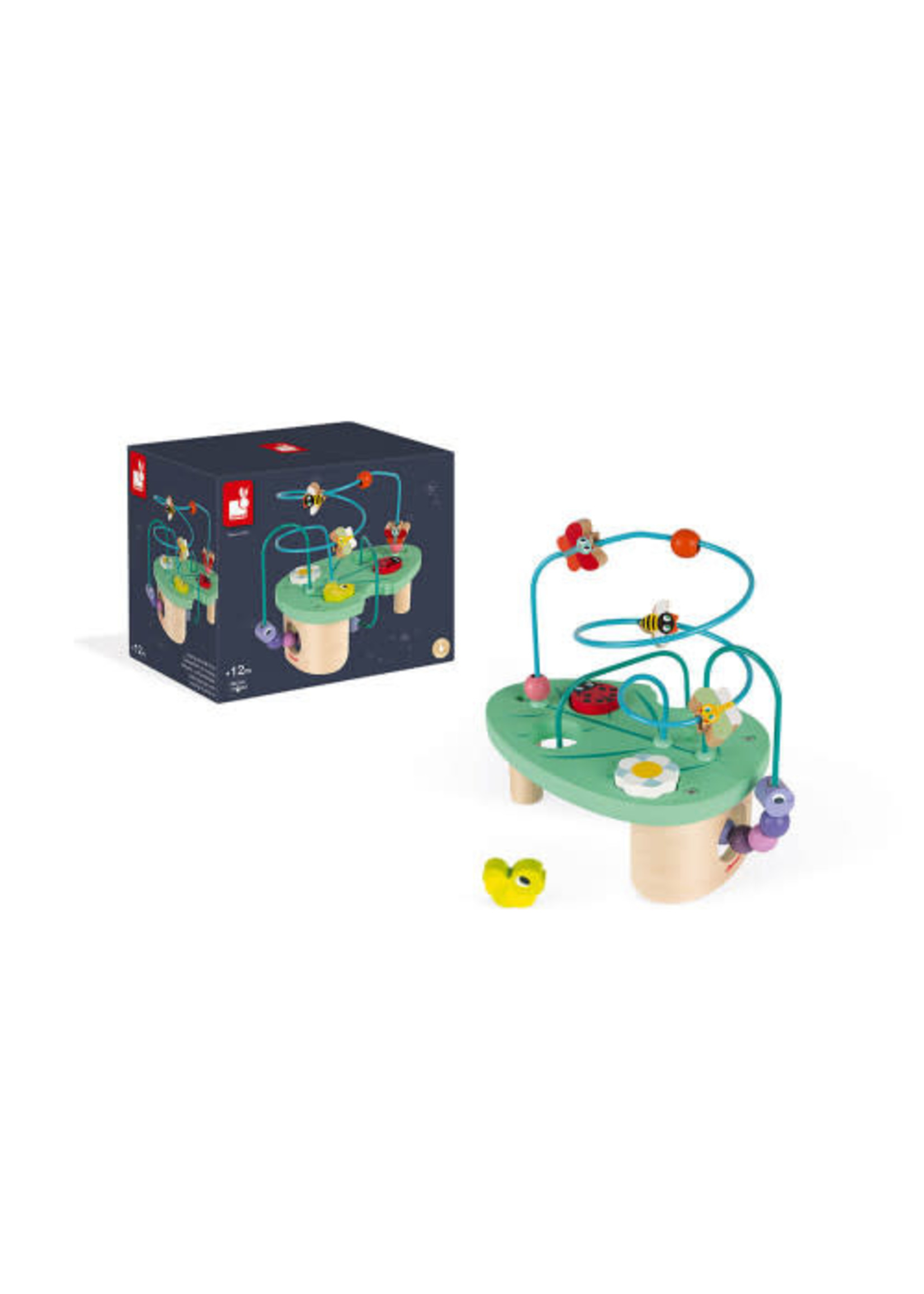 Janod Janod Caterpillar & Co Looping Toy