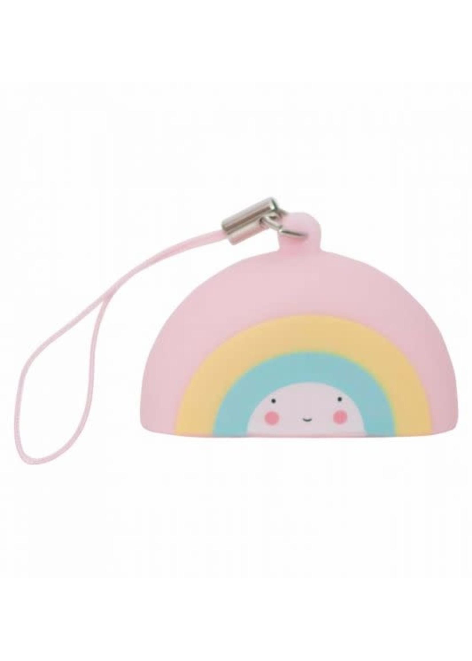 A Little Lovely Co. LLC Rainbow Charm