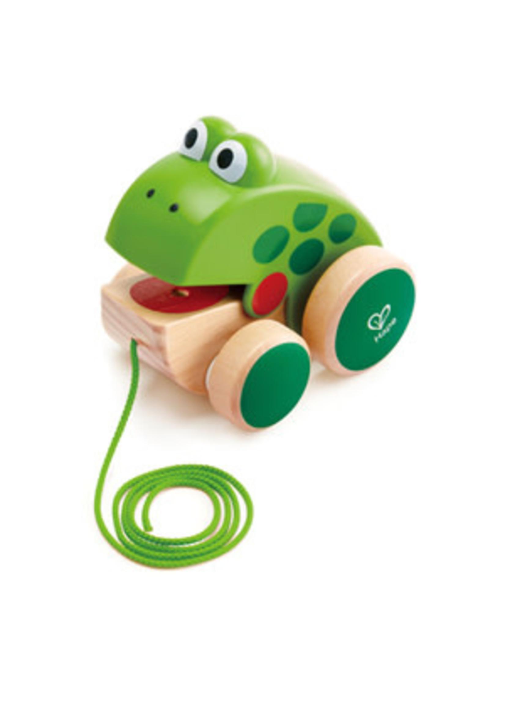 Hape Hape Frog Pull-Along