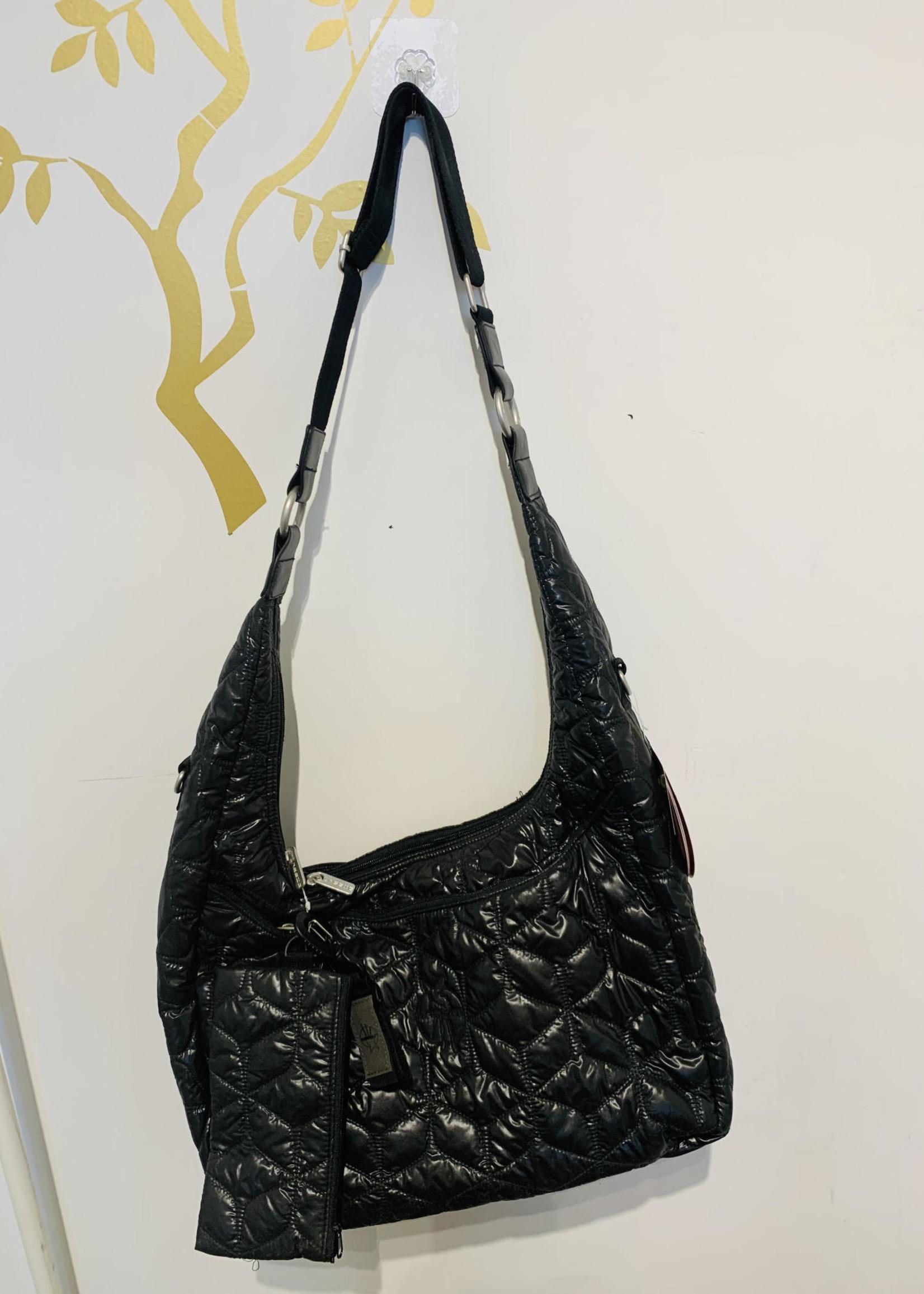 lassig Lassig Glam Banana Diaper Bag (Black)
