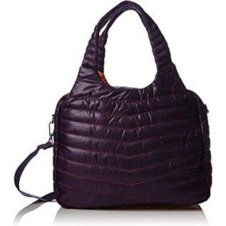 Lassig Glam Global Diaper Bag (Purple)