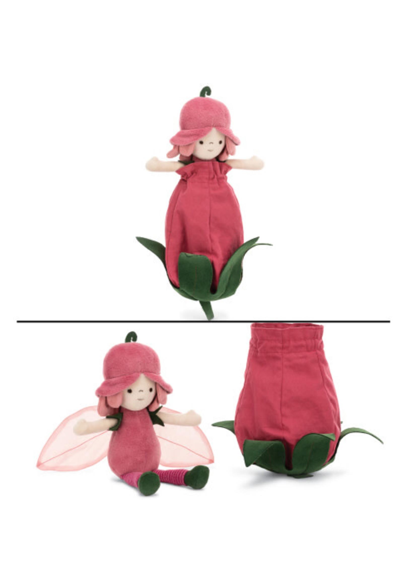 Jellycat JC Petalkin Doll (Rose)