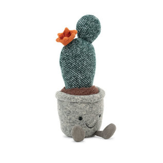 Jellycat JC Silly Succulent Prickly Pear Cactus